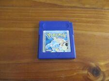 POKEMON BLUE - Game Boy Colour GAME (CARTRIDGE ONLY)