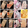 Bling 3D Luxury Handmade Jewelled Crystal Diamond Case Cover For Apple iPhone