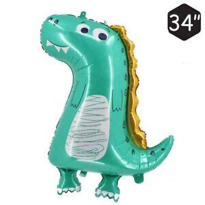 Cartoon Dinosaur Animal Theme Tableware Set Children's Birthday Party Decoratio