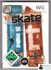 * Nintendo Wii juego-skate it-completamente en funda OVP *