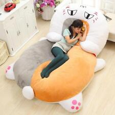 Huge Natsume Yuujinchou Kawaii Cat Filled Lazy Bed Carpet Mattress Quilt Sofa A