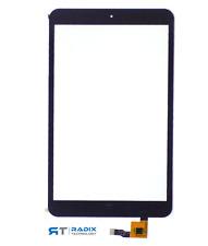 "Pantalla Táctil Digitalizador Para 8"" Alcatel POP 8 P320 P320X One Touch Negro"