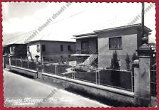 ALESSANDRIA SPINETTA MARENGO 03 Via Levata Cartolina FOTOGRAFICA viaggiata 1958