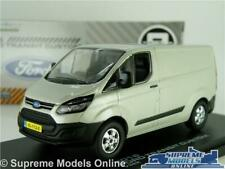 FORD TRANSIT CUSTOM MODEL VAN GREY 1:43 SCALE SERIES 1 MK1 GREENLIGHT V362 K8