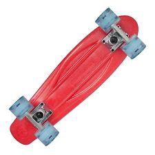 skateboard kryptonics TORPILLE Rouge 22.5zoll