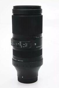 Sigma AF 100-400mm f5-6.3 DG DN OS Contemporary Lens Sony E