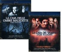 Blu Ray EL CASA DELLE OMBRE MALDITO + el casa DE VAMPIROS (2 blu ray) NUEVOS