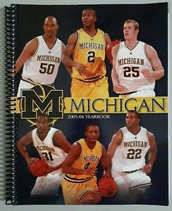 2005-06 Michigan Wolverines Basketball Media Guide