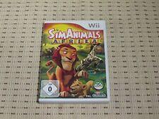 SimAnimals Afrika für Nintendo Wii und Wii U *OVP*
