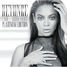 "BEYONCE ""I AM SASHA FIERCE PLATINUM EDT"" CD+DVD NEW+"