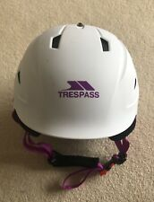 Trespass Davenport Women's/kids Snow Sport Ski Helmet
