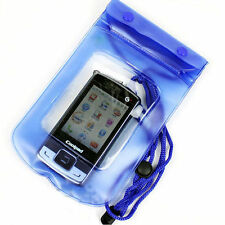 Waterproof Pouch Mobile Phone Key Case Cover Bag 100% Sealed Underwater Swimming