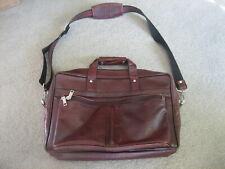 Nice Rich Genuine Leather Bag, Briefcase, Work, Office Satchel