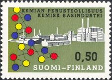 Finland 1970 Chemical Industry/Commerce/Business/Science/Molecule 1v (n19580s)
