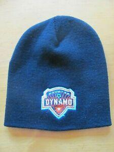 Houston Dynamo FC Major League Soccer MLS Black Beanie Woolie Futbol Football