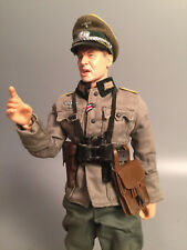 1/6 scale WW2 CUSTOM German wehrmacht communications officer YELLING!