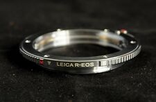 Leica R Lens to Canon EOS EF EF-S Camera Lens Mount Adapter 700D 60D 7D 5D LR-EF
