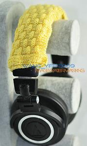 Pure Wool Headband Cushion For Audio-Technica ATH-M40 ATH-M50 ATH DJ Headphones