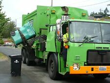 Garbage Truck Trash Removal Service Start Up Sample Business Plan!