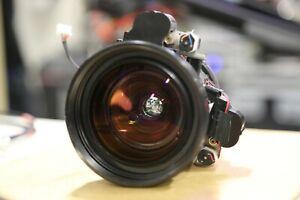 Mitsubishi XD1000U / XD2000U DLP Projector Lens OEM Part No.# 814MA