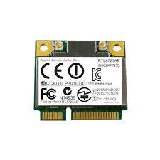 + Realtek RTL8723AE Windows®10 802.11b/g/n WLAN+Bluetooth 4.0 Mini PCI Express +