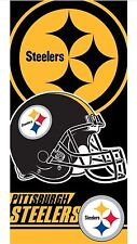 Pittsburg Steelers Double Coverage Beach/Bath Towel