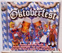 Oktoberfest + CD + Tolles Album mit 18 stimmungsvollen Songs + Festzelt Gaudi +
