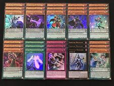 YUGIOH Tournament Winning Pendulum Magician Deck Base Astrograph Sorcerer Ultra