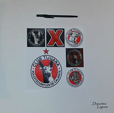 XOLOS DE TIJUANA SET OF 6- STICKERS (6 CALCOMANIAS)