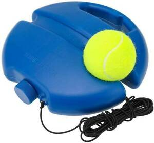 Tennis Trainer Solo Practice Aids Self Study Rebound Single player Training Tool