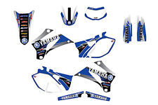 Yamaha WR250F 2007 to 2012 WR450F 2007 to 2011 graphic kit decals stickers mx
