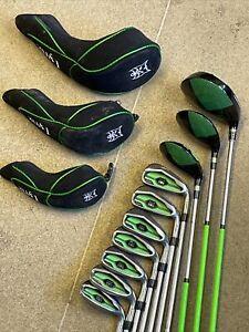Lynx Golf Set D/5w/4h 5i-Sw