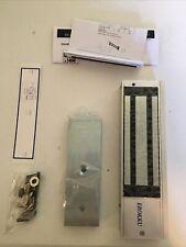 Erokku Magnetic Door Lock (1200LBS) (LED) 500mA @ 12v DC OR 270mA @ 24v DC