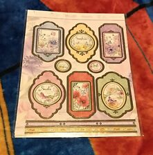 Hunkydory ~ Floral's Theme's ~ Mix & Match ~ Card Making Kit ~ Set 1 ~ Brand New
