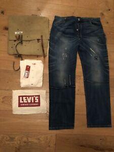 Levis Vintage 1880 Limited Edition Pack W37 L34