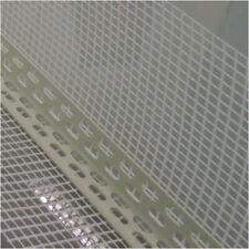 100x 2,0m Gewebeeckwinkel PVC Eckwinkel mit Gewebe in 80 x 120mm 200m