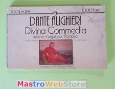 DANTE ALIGHIERI - LA DIVINA COMMEDIA - TASCABILI ECONOMICI NEWTON N.100 [L62]