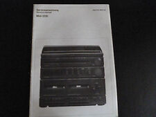 Original Service Manual Schneider MIDI 2230