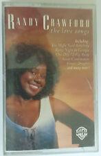 Randy Crawford.... The Love Songs... Cassette Album