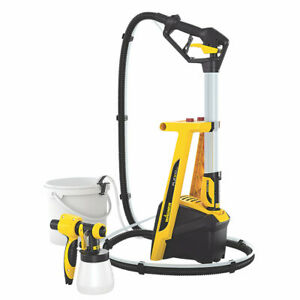 NEW UNIVERSAL WAGNER W 950 DIRECT FEED 630W ELECTRIC PAINT SPRAYER 220V