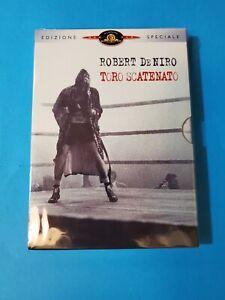 DVD TORO SCATENATO EDIZIONE SPECIALE ROBERT DE NIRO (Q10)