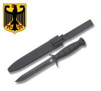 Bundeswehr Dagger w/ Sheath Commando Fighting Knife - NEW