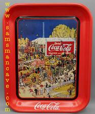 Coca Cola Circus Has Come To Town Tray