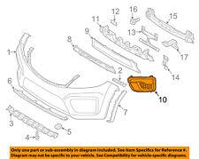 KIA OEM 11-13 Sorento Front Bumper-Lamp Bezel Left 865231U200