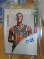 2014-15 PANINI PARAMOUNT DAMIEN INGLIS ON CARD AUTO RC 065 /100