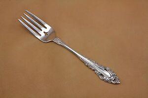 Oneida Community 1975 Silverplate - ROYAL GRANDEUR - Salad Fork