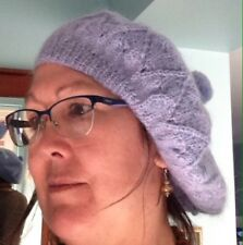 Adults Handknitted Beret
