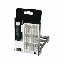 Wiha 75995 System 4 Micro Bit Set, ESD Safe, 26 pieces