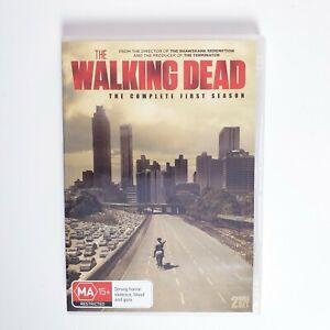 The Walking Dead Season 1 DVD TV Series Free Postage Region 4 AUS - Horror