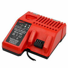 MILWAUKEE M12-18C M1218C 18V Twin Port Battery Charger